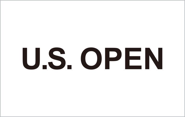U.S.OPEN -全米オープン-