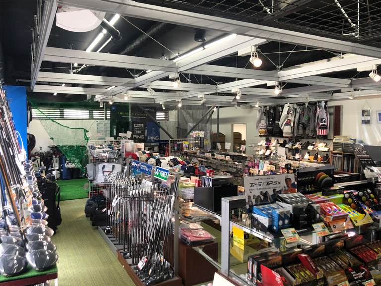 ゴルフ関連商品の企画・製造・販売のセントラル工商